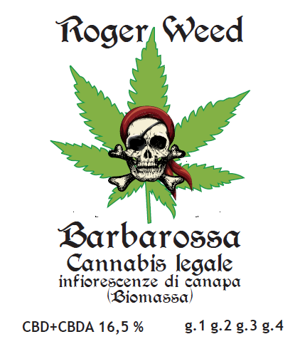 Roger Weed Barbarossa