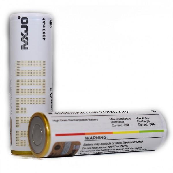 MXJO batteria 21700