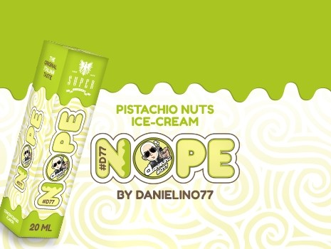 Super Flavor - Aroma Concentrato Nope by #D77 20ml