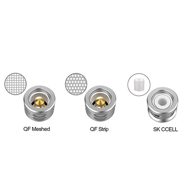 Vaporesso Coil QF Meshed 0.2 ohm