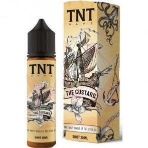 TNT Vape The Custard Aroma Scomposto 20ml