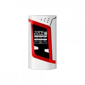 Smok Alien 220W Solo Batteria Bianco-Rosso