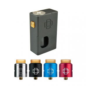 Augvape Druga Squonk Mod Set Black