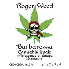 Roger Weed Barbarossa 2g