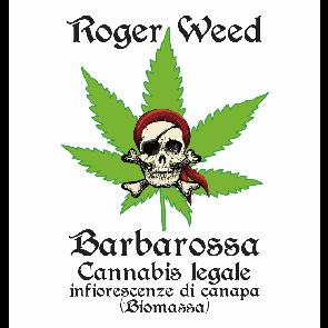 Roger Weed Barbarossa - Lemon Skunk CBD Medio 1g