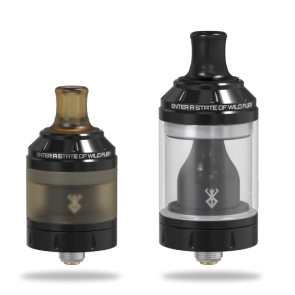 Vandy Vape -  Berserker 24mm MTL RTA Black