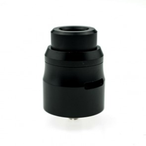 Vaperz Cloud - Voras RDA Black