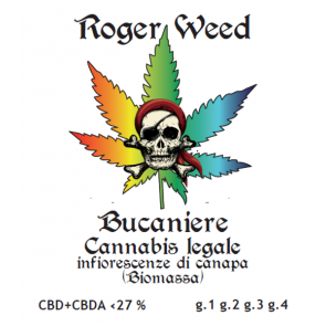 Roger Weed Bucaniere 2g