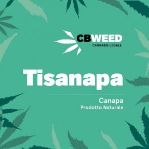 CBWeed Tisanapa Canapa 25g