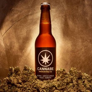 Cannabe American Pale ale 330ml