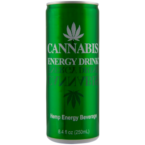 Cannabis Energy Drink Classic