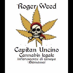 Roger Weed Capitan Uncino - Pineapple CBD Alto 1g