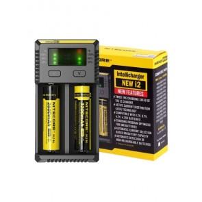 Nitecore Caricabatterie i2 Slot