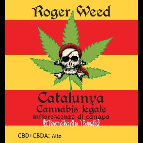 Roger Weed Catalunya 1g