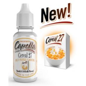 Capella - Aroma Cereal 27 - Cereali 10ml