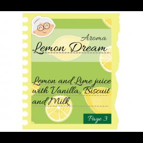 DEA Aroma - Granny Rita's - Lemon Dream - 10ml