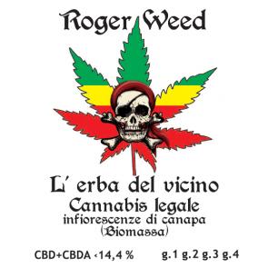 Roger Weed Erba del Vicino 2g