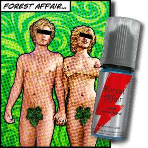 T-Juice Forest Affair Aroma 10ml