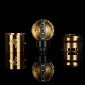 528 Custom Vapes Goon v1.5 Gold