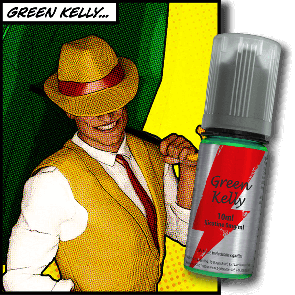 T-Juice Green Kelly Aroma 10ml