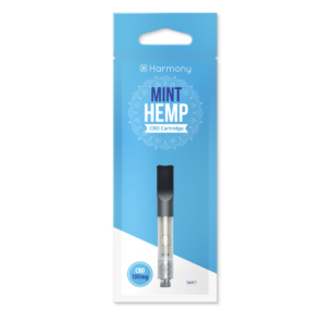 Harmony CBD Cartridge Mint 1ml
