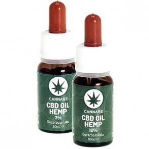 CannaBe CBD OIL HEMP 3% - 10ml