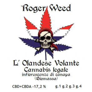 Roger Weed L'Olandese Volante 2g