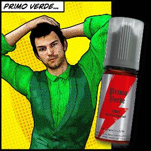 T-Juice Primo Verde Aroma 10ml
