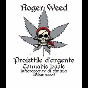 Roger Weed Proiettile d'Argento - Super Cheese CBD Medio-Alto 1g