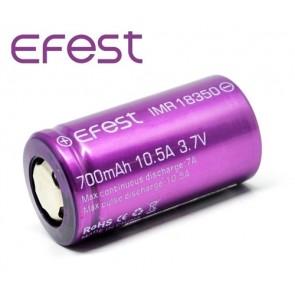 Efest Batteria 18350 - 700mAh - 10.5A