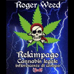 Roger Weed Relampago – Jedi CBD Alto 1g