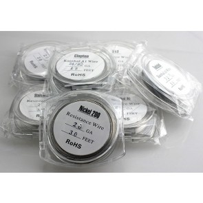 RoHS - Kanthal A1 Wire 28GA/30FT
