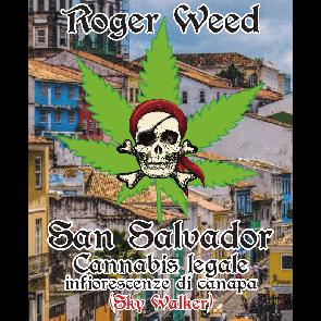 Roger Weed San Salvador – Sky Walker CBD Alto 1g