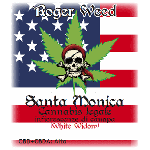 Roger Weed Santa Monica 1g