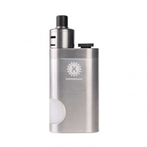 Coppervape Kit BF - Silver