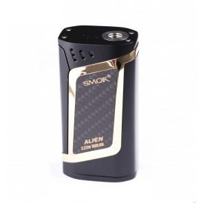 Smok Alien 220W Solo Batteria Nero Oro