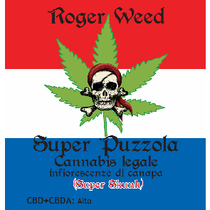 Roger Weed Super Puzzola 1g