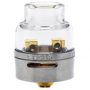 Trinity Glass US1 RDA Atty Silver
