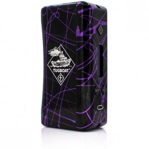 Flawless Tuglyfe DNA 250w Box Mod - Black Purple