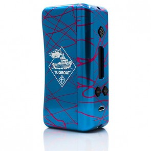 Flawless Tuglyfe DNA 250w Box Mod - Teal Pink