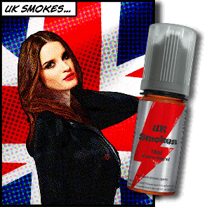T-Juice UK Smoke Aroma 10ml